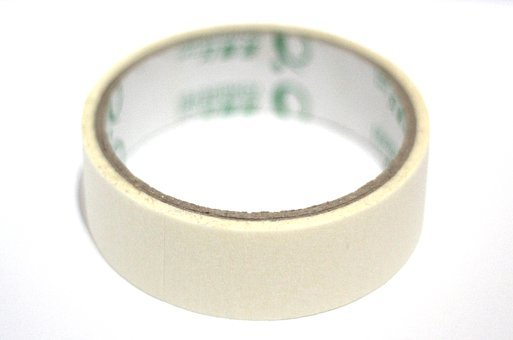 Tape, Paper Tape, Artist Tape, Clear, White