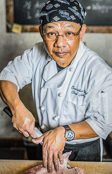 Chefs, Portraits, Cook, Food, Chef, Portrait, Cooking