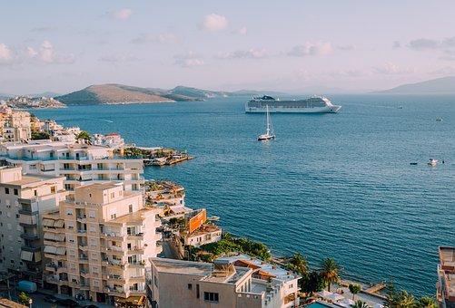 Cruise, Cruise Ship, Sea, Water, Sailing Boat, Boat