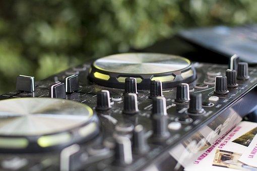 Diskjokey, Dj, Professional Training, Music, Mixer