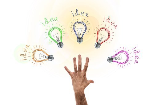 Light Bulb, Idea, Think, Education, Learn, Knowledge