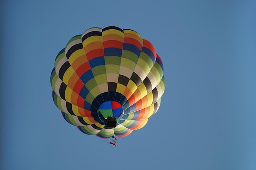 Hot Air Balloon, Hot Air Balloon Ride, Float