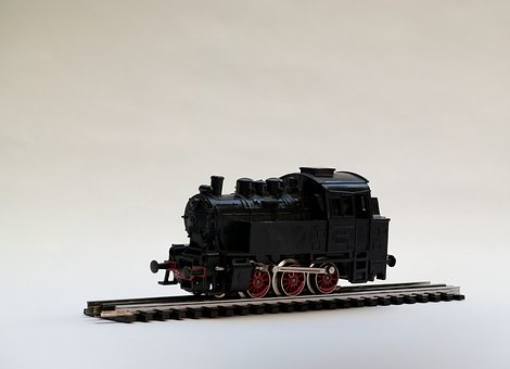 Loco, Locomotive, Model Railway, Railway