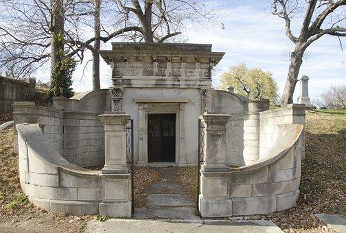 Graveyard, Cemetary, Graves, Mausoleum, Monument