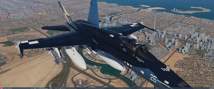 Hornet, Persian Gulf, Dcs World 6