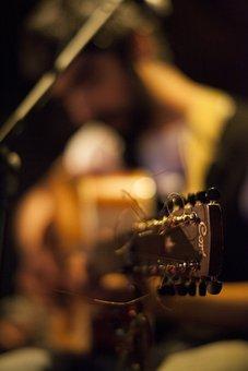 Guitar, Music, Play, Beste, Scene, Male, Guitarist