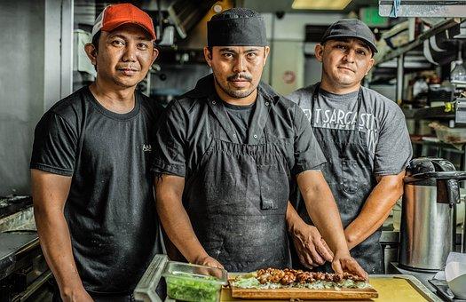 Chefs, Portraits, Cook, Food, Chef, Portrait, Cooking