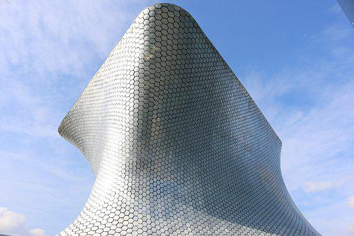 Soumaya Museum, Mexico Architecture, Mexico City