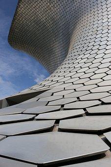 Soumaya Museum, Mexico Architecture, Mexico City