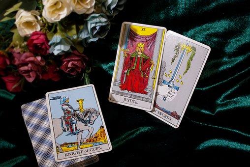 Tarot, Card, Oracre, Star, Spiritual, Fortune-telling