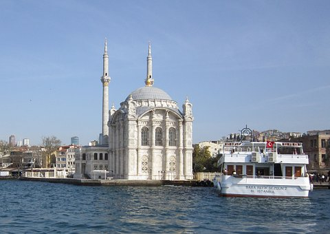 Ortakoy, Temple, Ortaköy Mosque, Mosque, Istanbul