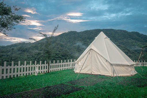 Camping, Tent, Turbo Tent Tents, The Bear Ledger