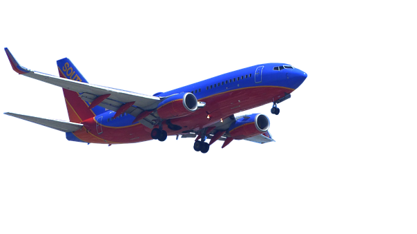 Aircraft, Transport, Travel, Sky, Aviation, Wings