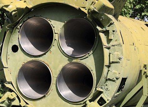 Ukraine, Russian, Missile, Ballistic, Rocket, Ss-14