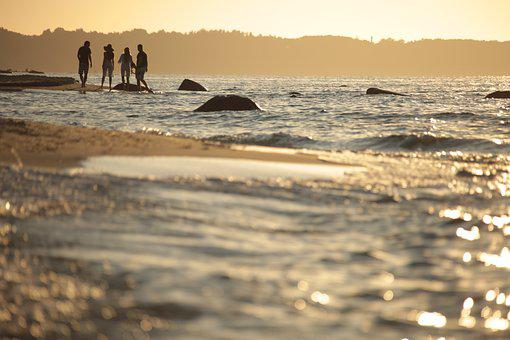 Vacation, Sea, Sand, Beach, Travel, Coast, Relax