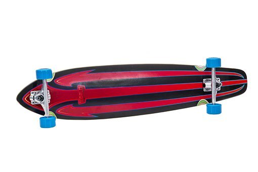Skateboard, Wheel, Youth, Young, Color, Fast, Cream, Go