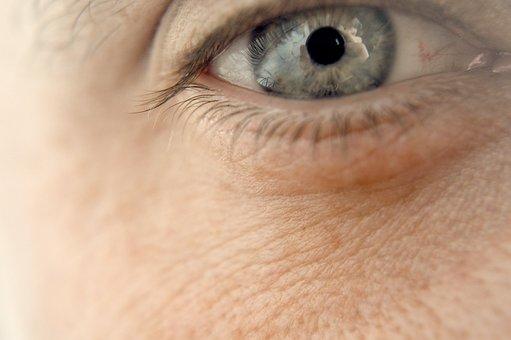 Eye, Zoom, Look