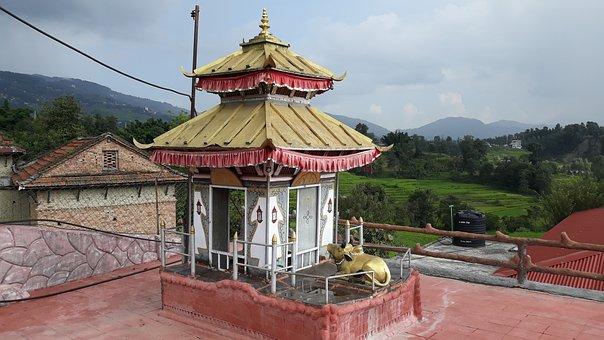 Mahadev, Temple, Bhaktapur, Nepal