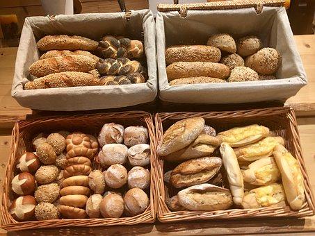 Bread, Eat, Lech, Sweet