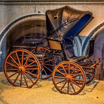 Wagon, Old, Antique, Wheels, Cart, Nostalgia, Coach