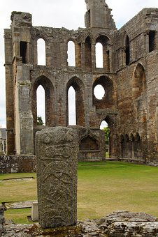 Elgin, Elgin Cathedral, Cathedral, Ruin, Picts