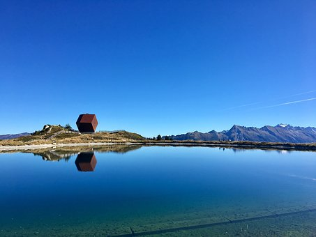Chapel, Lake, Zillertal