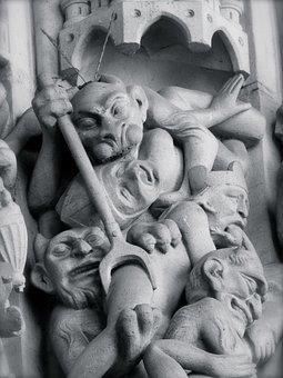 Medieval, Saint Chapelle, Paris, Chapel, Religion