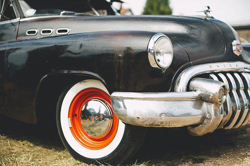 Vintage, Oldtimer, Muscle Car, Classic, Vehicle