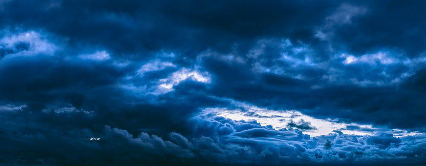 Thunderstorm, Clouds, Cloud Front, Dramatic, Sky