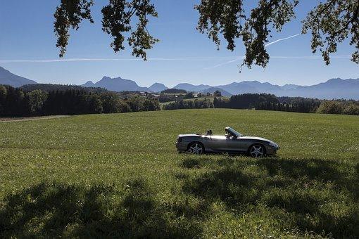Cabriolet, Convertible, Vehicle, Auto, Automotive