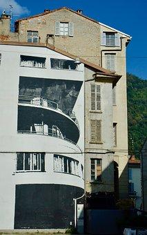 Mural, Graffiti, Street Art, Painting, Facade, Urban