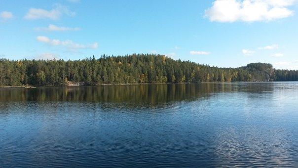 Finland, National Park, Nature