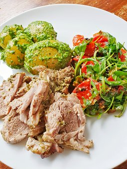 Lamb, Easter, Meal, Tasty, Yum, Healthy, Fitness
