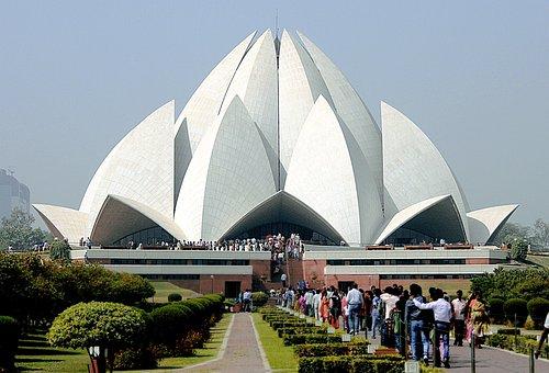 India, Temple, Religion, Travel, Building, Hindu