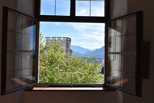 Castle, Fort, Medieval, Historical, Fortress, View