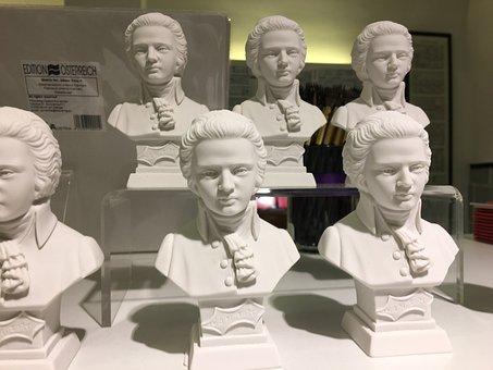 Mozart, Museum, Art