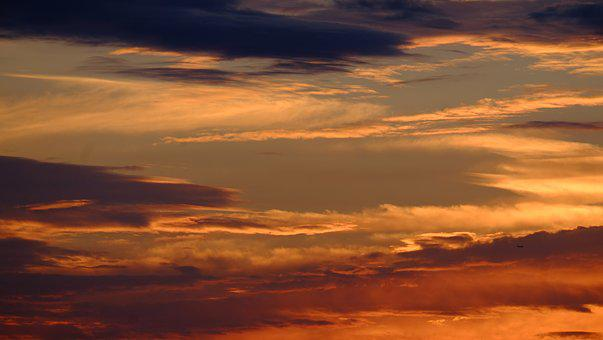 Sunset, Summer, Clouds, Nature, Holiday, Landscape
