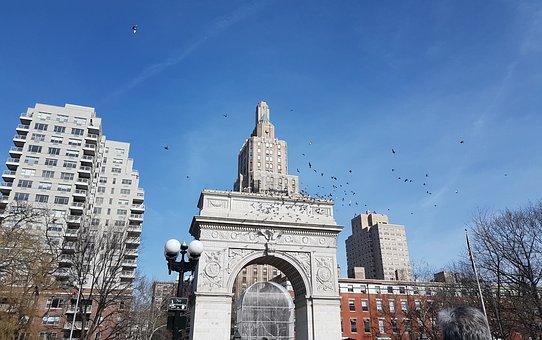 Washington Square Park, New York, New York City