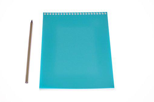 Notebook, Pen, Article, The Work, Study, To Write