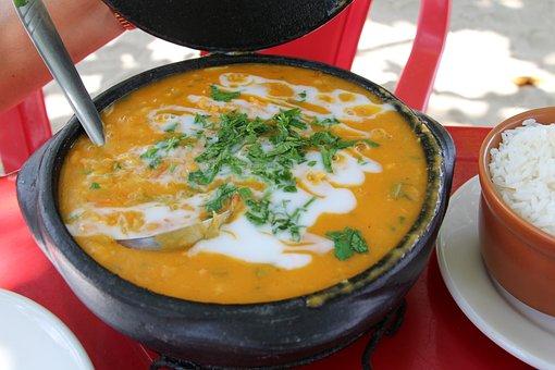 Bobó Shrimp, Bobó, Food, Shrimp Stew, Stew, Bahian Food