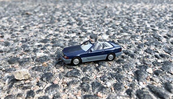Auto, Mercedes, Model, Toys, Vehicle, Mercedes Benz