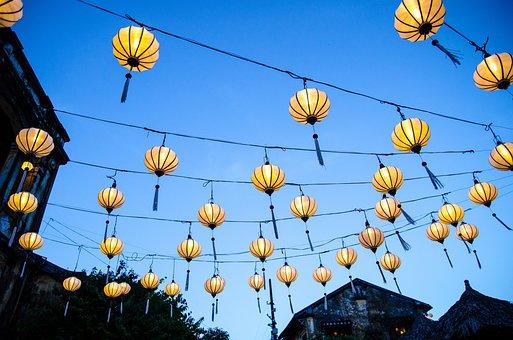 Lantern, Hoi-an, Vietnam, Festival, Travel, Decorate