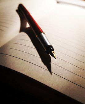 Pen, Notebook, Pen And Paper, Write, Writing