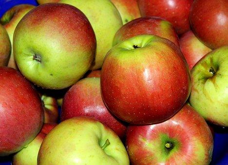 Apples, Fruit, Autumn, Vitamins, Nutrition, Food