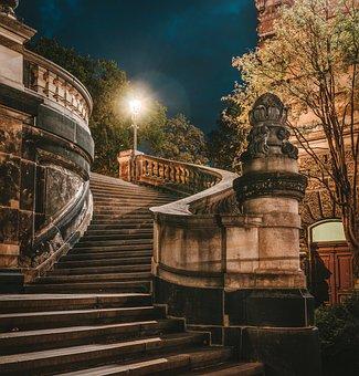 Dresden, Saxony, Architecture, Historically