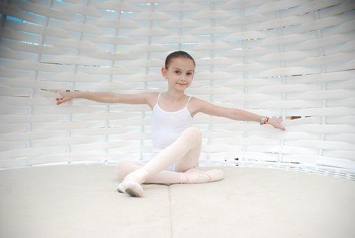 Girl, Ballet, Ballerina, Dancer, Dance, Young, Elegance
