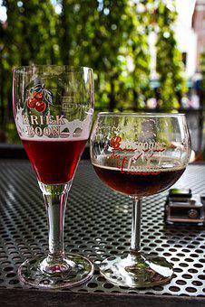Beer, Belgium, Alcohol, Drink, Bruges, Summer, Brewery