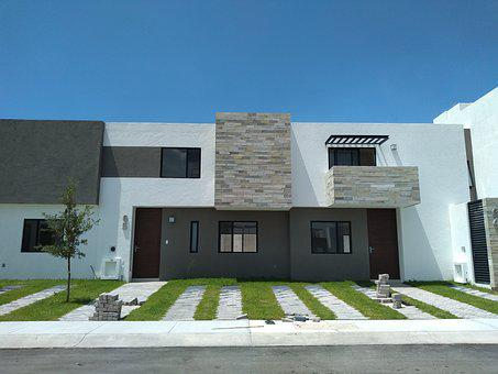 House, Architecture, Queretaro, Facade, Structure