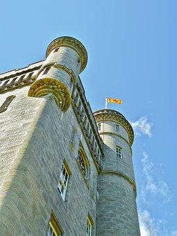 Tower, Fort, Embattlement, Medieval, Castle, Fortress