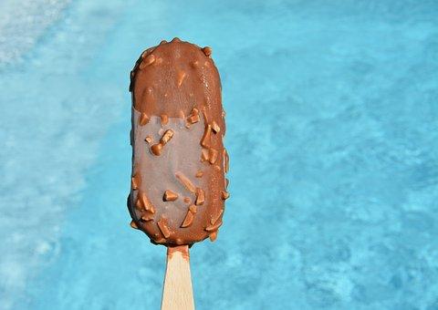 Ice Cream, Ice, Chocolate, Dessert, Summer, Food